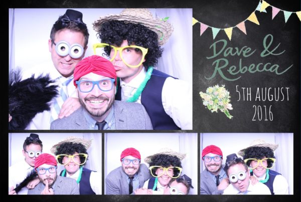 Photobooth template