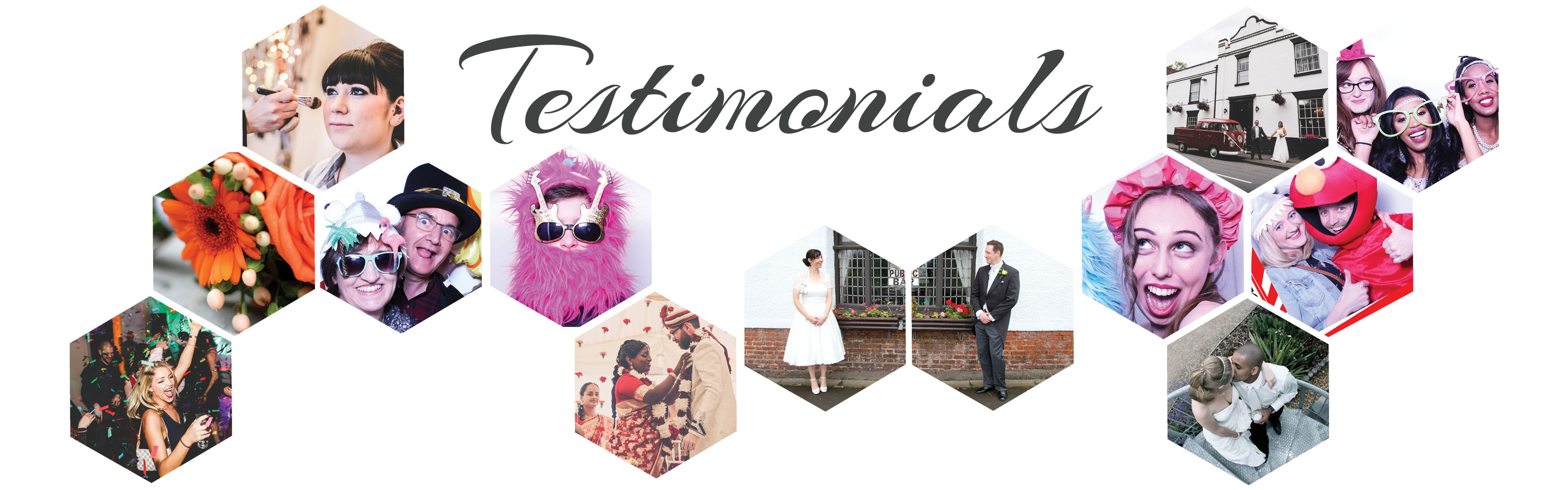 wedding photography testimonials midlands