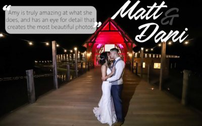 Matt & Dani's Wedding Photography