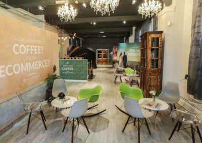 Nettl meeting space