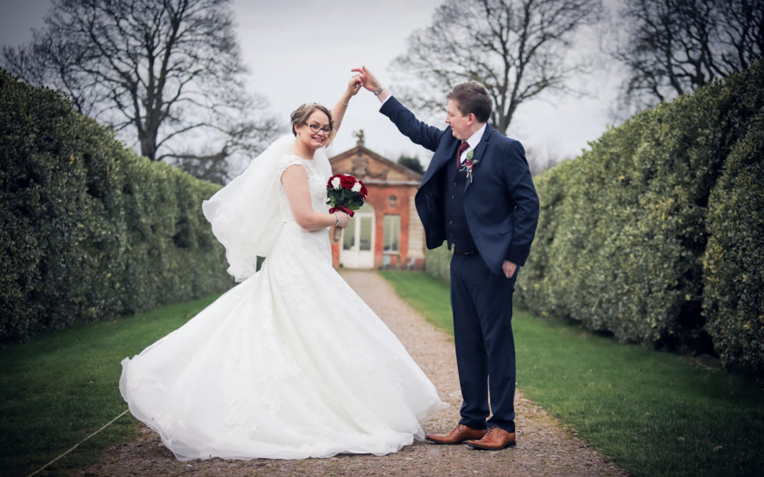 Castle Bromwich Hall Wedding Photography