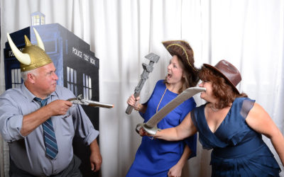 Why you should hire a photo booth for your next event