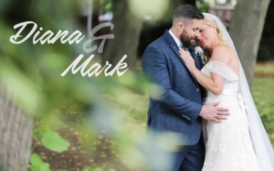 Diana & Mark's Wedding Photography