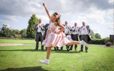 The Abbey, Redditch Wedding Photography