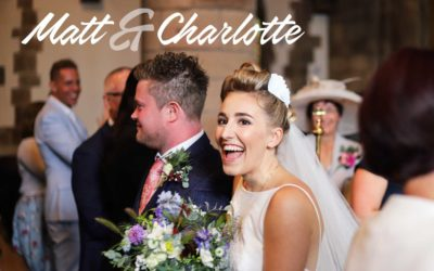 Matt & Charlotte Wedding Photography